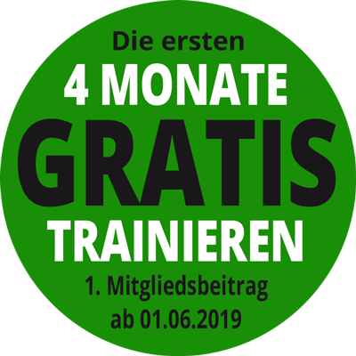 Aktion 4 Monate gratis